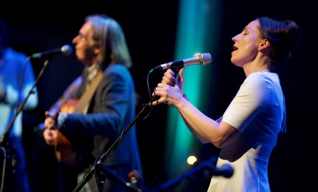 Julie Fowlis at the Perthshire Amber